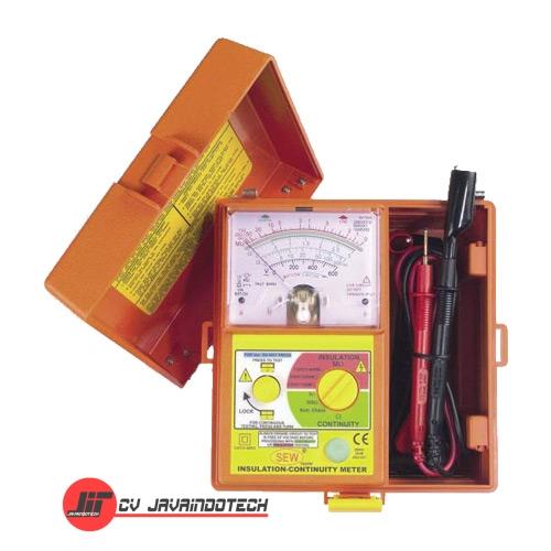 Review Spesifikasi dan Harga Jual SEW Analogue (1kV below) Insulation Testers 1800 IN original termurah dan bergaransi resmi