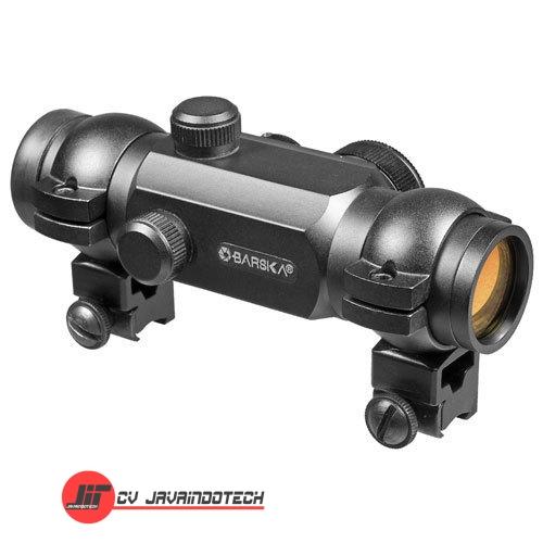 Review Spesifikasi dan Harga Jual Barska 1x30 IR Multi-Reticle Electro Sight Scope original termurah dan bergaransi resmi