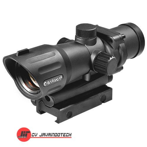 Review Spesifikasi dan Harga Jual Barska 1x30mm M-16 Electro Sight with 3x30 Magnifier original termurah dan bergaransi resmi