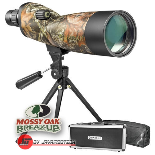 Review Spesifikasi dan Harga Jual Barska 20-60x60 WP Blackhawk Spotting Scope Mossy Oak original termurah dan bergaransi resmi