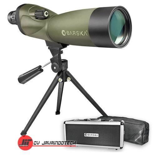 Review Spesifikasi dan Harga Jual Barska 20-60x60 WP Blackhawk Spotting Scope original termurah dan bergaransi resmi