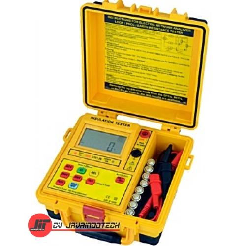 Review Spesifikasi dan Harga Jual SEW Analogue (1kV below) Insulation Testers 2151 IN original termurah dan bergaransi resmi