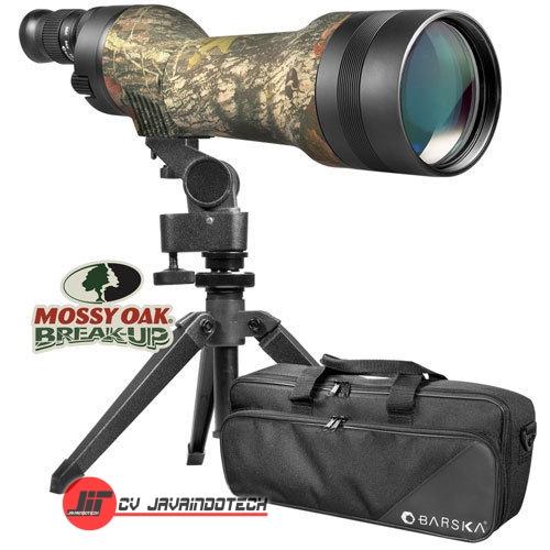 Review Spesifikasi dan Harga Jual Barska 22-66x80 WP Spotter-Pro Spotting Scope Mossy Oak original termurah dan bergaransi resmi