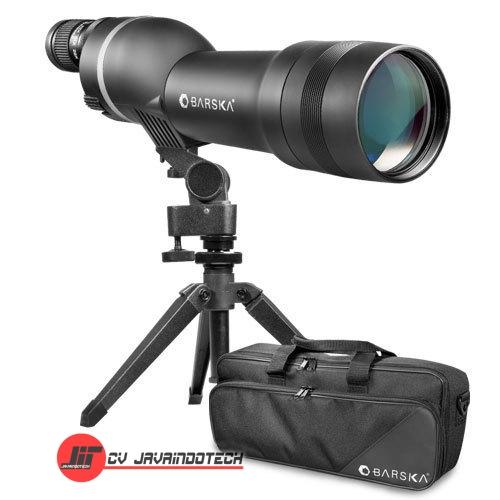 Review Spesifikasi dan Harga Jual Barska 22-66x80 WP Spotter-Pro Spotting Scope original termurah dan bergaransi resmi