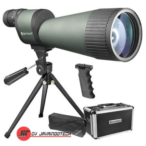 Review Spesifikasi dan Harga Jual Barska 25-125x88 WP Benchmark Spotting Scope original termurah dan bergaransi resmi