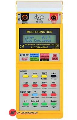 Review Spesifikasi dan Harga Jual SEW Insulation - Multifunction Testers (LCD Display) 2788 MF original termurah dan bergaransi resmi