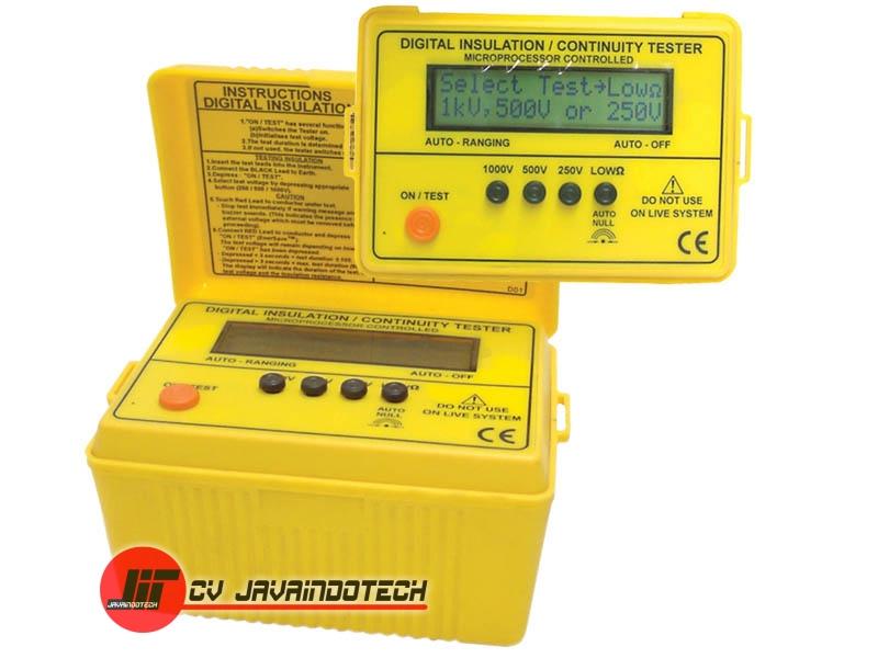 Review Spesifikasi dan Harga Jual SEW Analogue (1kV below) Insulation Testers 2801 IN original termurah dan bergaransi resmi