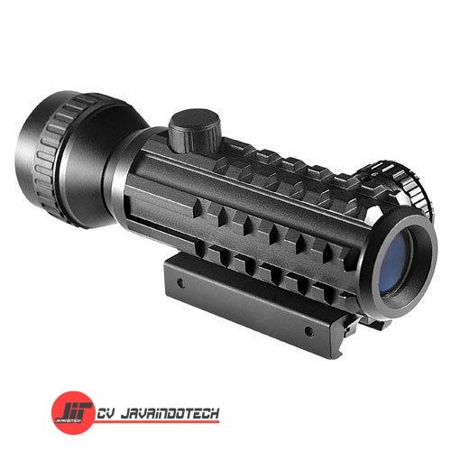 Review Spesifikasi dan Harga Jual Barska 2x Tactical Red Dot Sight w Multi-Rail Mount original termurah dan bergaransi resmi