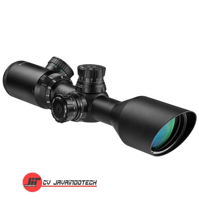 Review Spesifikasi dan Harga Jual Barska 3-9x42 IR 2nd Generation Sniper Scope original termurah dan bergaransi resmi
