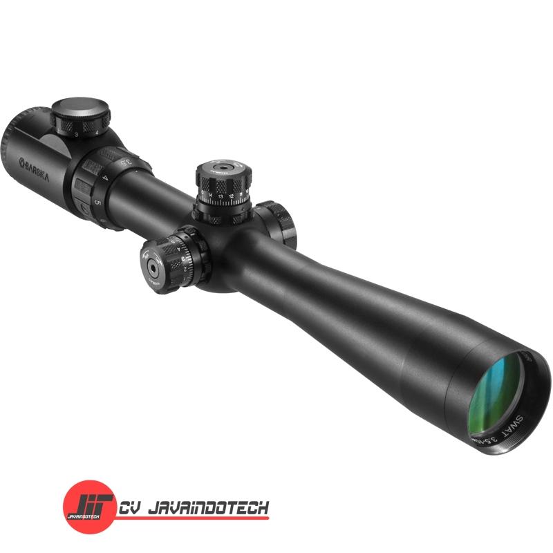 Review Spesifikasi dan Harga Jual Barska 3.5-10x40 IR SWAT Sniper Scope AC10814 original termurah dan bergaransi resmi