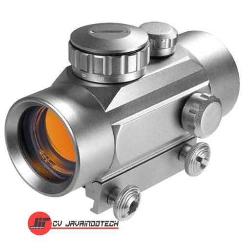 Review Spesifikasi dan Harga Jual Barska 30mm Red Dot Scope Silver original termurah dan bergaransi resmi