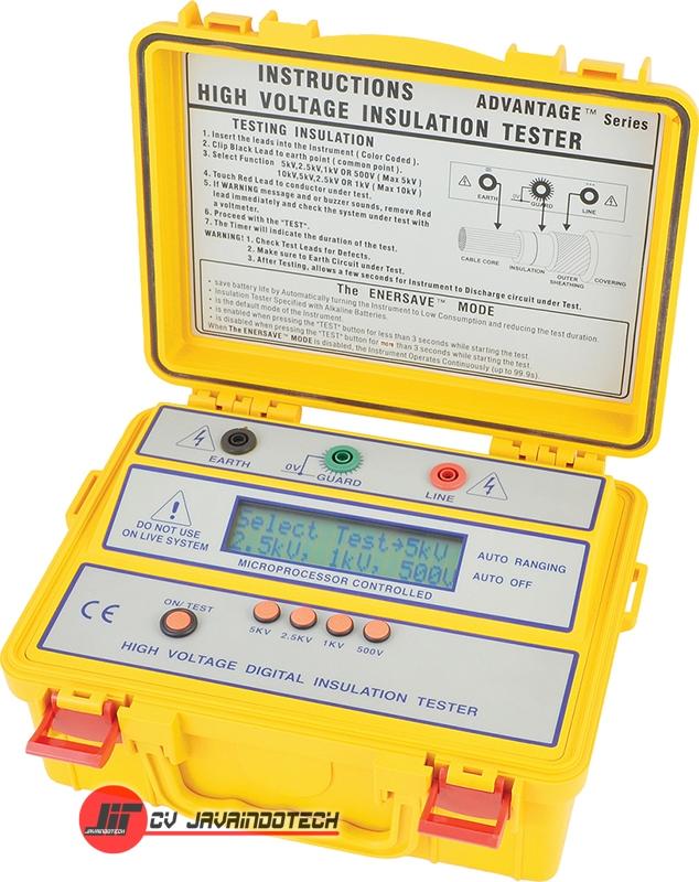 Review Spesifikasi dan Harga Jual SEW Digital (1kV up) H.V. Insulation Testers 4103 IN original termurah dan bergaransi resmi