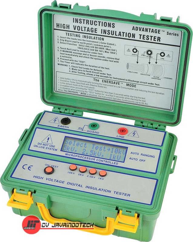 Review Spesifikasi dan Harga Jual SEW Digital (1kV up) H.V. Insulation Testers 4104 IN original termurah dan bergaransi resmi
