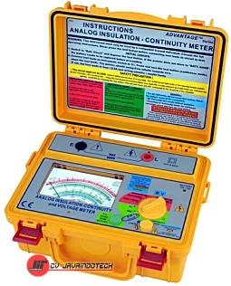 Review Spesifikasi dan Harga Jual SEW Analogue (1kV below) Insulation Testers 4132 IN original termurah dan bergaransi resmi