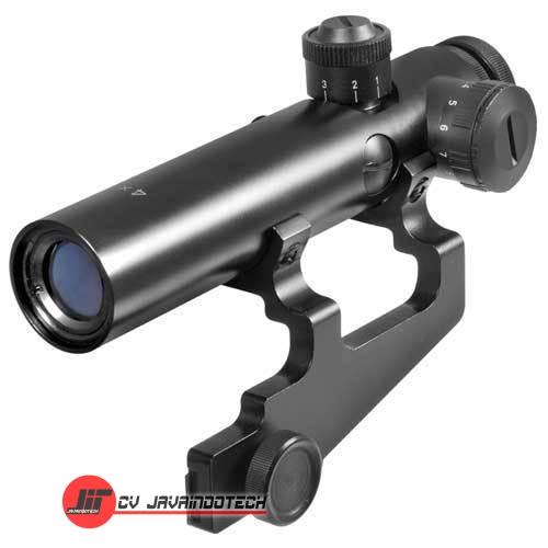 Review Spesifikasi dan Harga Jual Barska 4x20 IR M-14 Base Electro Sight Scope original termurah dan bergaransi resmi