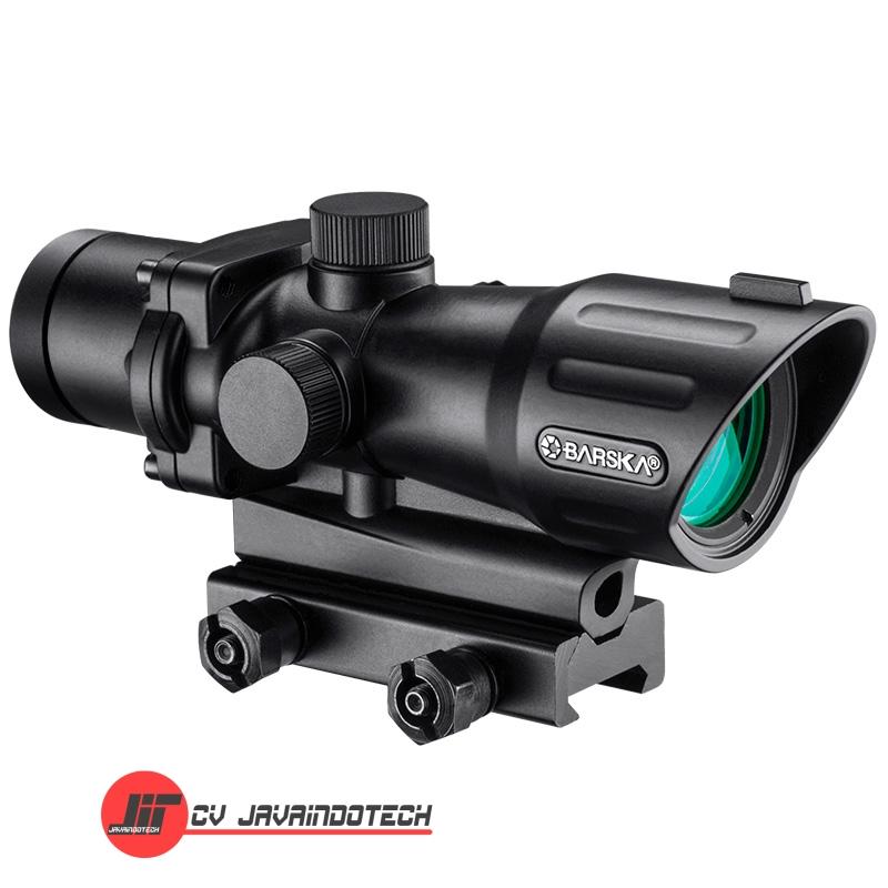 Review Spesifikasi dan Harga Jual Barska 4x32 AR-15/M-16 Sight original termurah dan bergaransi resmi