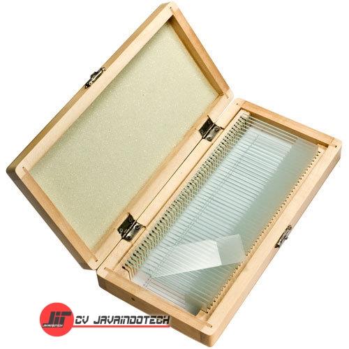 Review Spesifikasi dan Harga Jual Barska 50 Prepared Microscope Slides w/wooden case original termurah dan bergaransi resmi