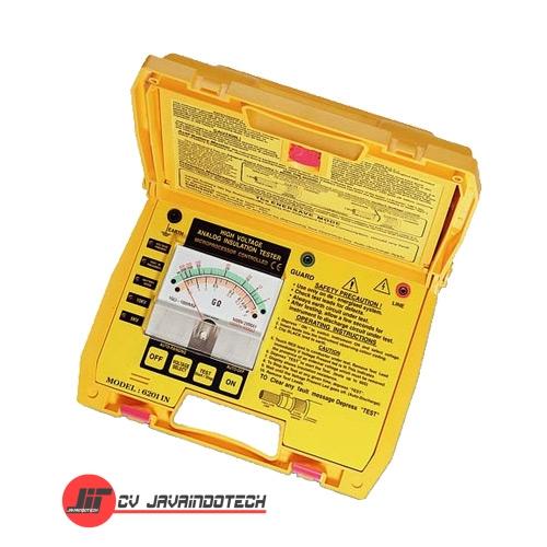 Review Spesifikasi dan Harga Jual Analogue (1kV up) H.V. Insulation Testers 6210A IN original termurah dan bergaransi resmi