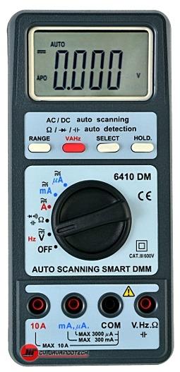 Review Spesifikasi dan Harga Jual SEW Digital Multimeters 6410 DM original termurah dan bergaransi resmi