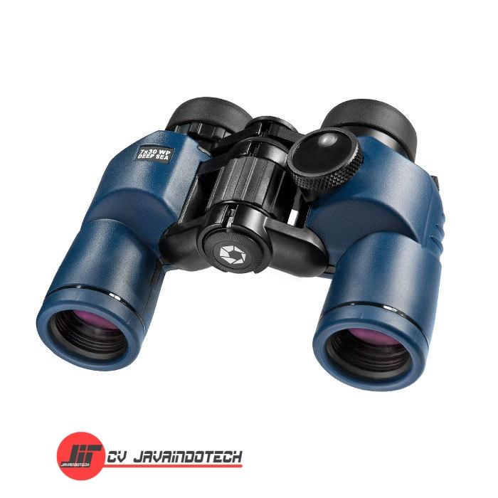 Review Spesifikasi dan Harga Jual Barska 7x30 WP Deep Sea Binoculars w/Reticle original termurah dan bergaransi resmi