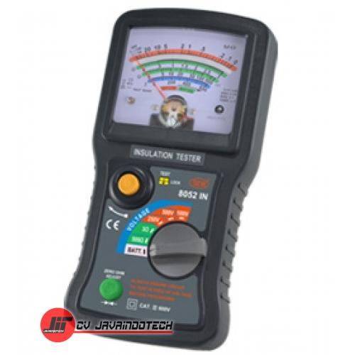 Review Spesifikasi dan Harga Jual SEW Analogue (1kV below) Insulation Testers 8052 IN original termurah dan bergaransi resmi