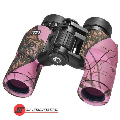 Review Spesifikasi dan Harga Jual Barska AB11434 - 8x30 WP Crossover Mossy Oak Winter In Pink original termurah dan bergaransi resmi