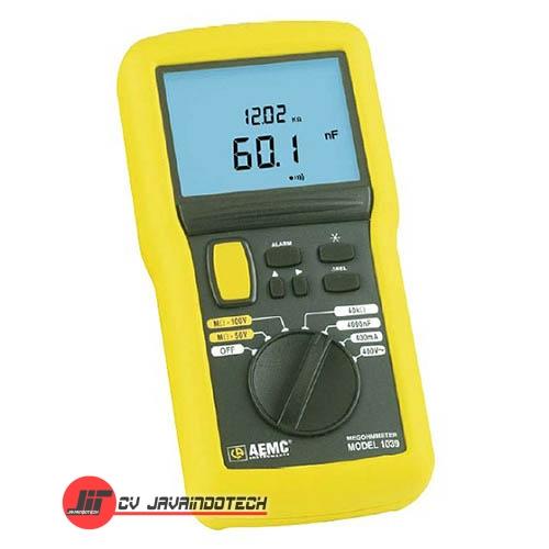 Review Spesifikasi dan Harga Jual AEMC 1039 (100V) Megohmmeter - Insulation Tester & Kit original termurah dan bergaransi resmi