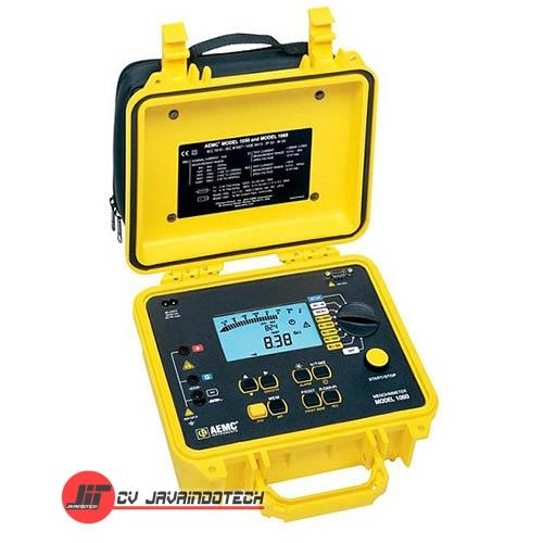 Review Spesifikasi dan Harga Jual AEMC 1060 (1000V) Digital/Analog Megohmmeter - Insulation Tester original termurah dan bergaransi resmi