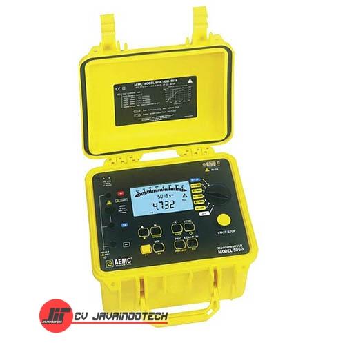 Review Spesifikasi dan Harga Jual AEMC 5060 (5000V) Digital/Analog Megohmmeter Insulation Tester original termurah dan bergaransi resmi