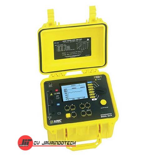 Review Spesifikasi dan Harga Jual AEMC 5070 (5000V) Graphical Megohmmeter / Insulation Tester original termurah dan bergaransi resmi