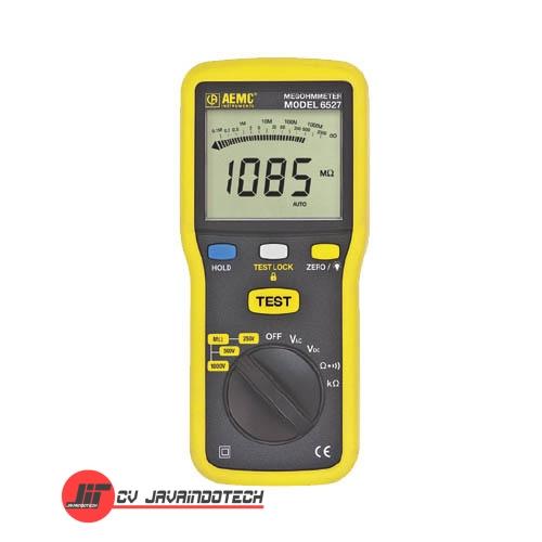 Review Spesifikasi dan Harga Jual AEMC 6527 (1000V) Digital Megohmmeter original termurah dan bergaransi resmi