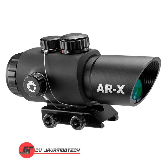 Review Spesifikasi dan Harga Jual Barska AR-X 3x30mm Red/Green Prism Scope original termurah dan bergaransi resmi