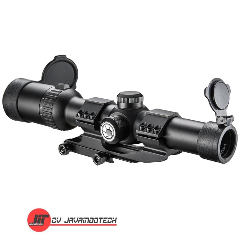 Review Spesifikasi dan Harga Jual Barska AR6 1-6x24 Tactical Scope original termurah dan bergaransi resmi