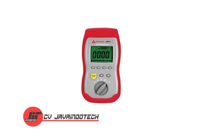 Review Spesifikasi dan Harga Jual Amprobe AMB-25 Digital Megohmmeter Insulation Resistance Tester original termurah dan bergaransi resmi