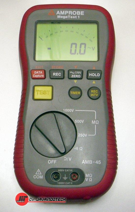 Review Spesifikasi dan Harga Jual Amprobe AMB-45 Digital Megohmmeter Insulation Resistance Tester original termurah dan bergaransi resmi