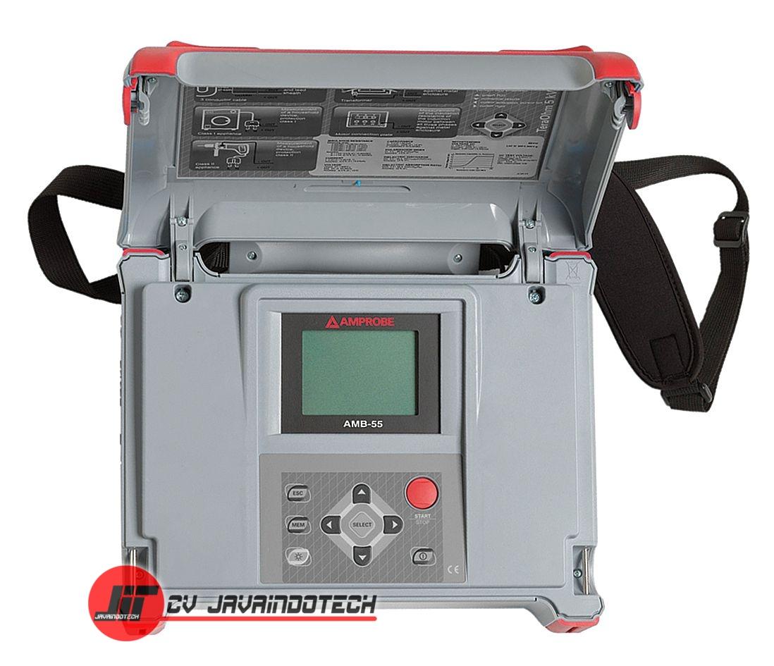 Review Spesifikasi dan Harga Jual Amprobe AMB-55 5000V Insulation Resistance Tester original termurah dan bergaransi resmi