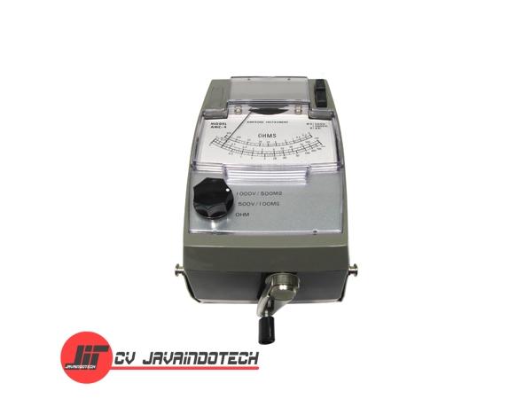 Review Spesifikasi dan Harga Jual Amprobe AMC-4 Hand-Cranked Insulation Tester original termurah dan bergaransi resmi