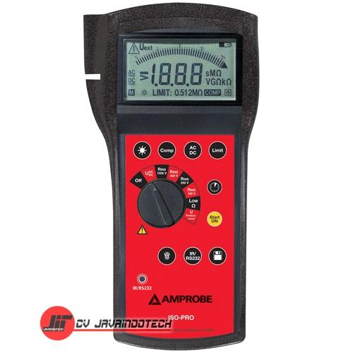 Review Spesifikasi dan Harga Jual Amprobe ISO-PRO Telaris Series Insulation Tester original termurah dan bergaransi resmi