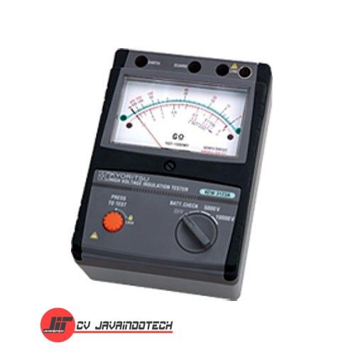 Review Spesifikasi dan Harga Jual KYORITSU 3123A Analog Insulation Tester original termurah dan bergaransi resmi