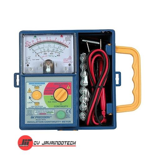 Review Spesifikasi dan Harga Jual BK Precision 307A 1000 V Analog Insulation & Continuity Meter original termurah dan bergaransi resmi