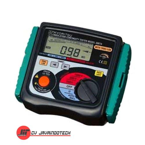 Review Spesifikasi dan Harga Jual Kyoritsu Digital Insulation Tester 3007A original termurah dan bergaransi resmi