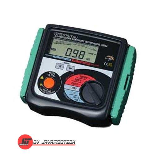 Review Spesifikasi dan Harga Jual Digital Insulation Tester Kyoritsu 3005A original termurah dan bergaransi resmi