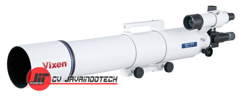 Review Spesifikasi dan Harga Jual Vixen ED115S Refractor Telescope original termurah dan bergaransi resmi