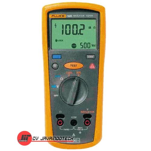 Review Spesifikasi dan Harga Jual Fluke 1503 Insulation Resistance Tester original termurah dan bergaransi resmi