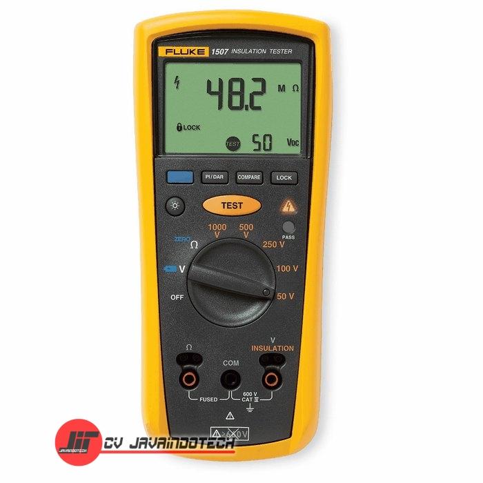 Review Spesifikasi dan Harga Jual Fluke 1507 Insulation Resistance Tester original termurah dan bergaransi resmi