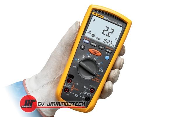Review Spesifikasi dan Harga Jual Fluke 1587 Insulation Multimeter MegOhm Meter original termurah dan bergaransi resmi