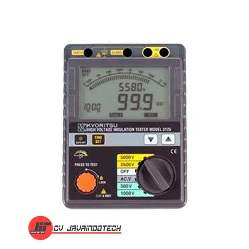 Review Spesifikasi dan Harga Jual Kyoritsu High Voltage Insulation Tester 3125 original termurah dan bergaransi resmi