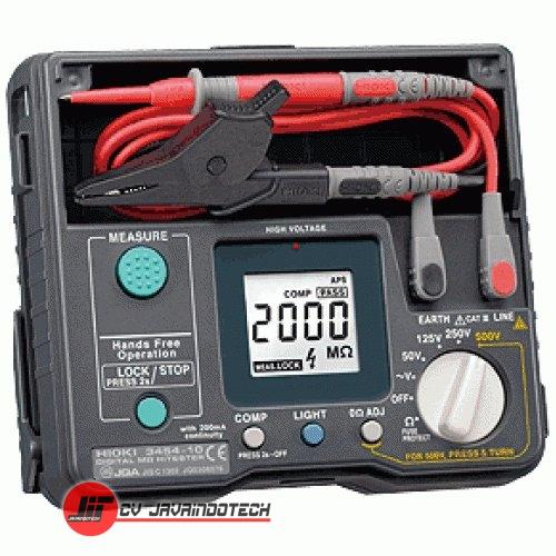 Review Spesifikasi dan Harga Jual Hioki 3454-10 Digital Megohm Meter original termurah dan bergaransi resmi