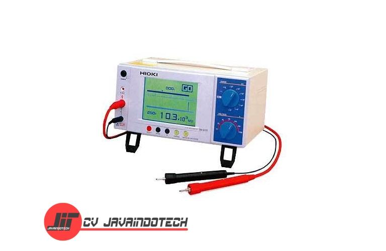Review Spesifikasi dan Harga Jual Hioki SM-8213 Super Megohm Meter 5V-100V original termurah dan bergaransi resmi