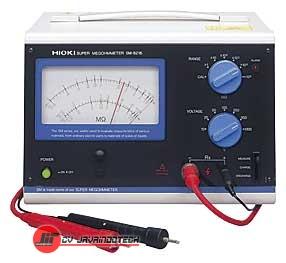 Review Spesifikasi dan Harga Jual Hioki SM-8216 Super Anaolg Megohm Meter 10V-1 000V original termurah dan bergaransi resmi